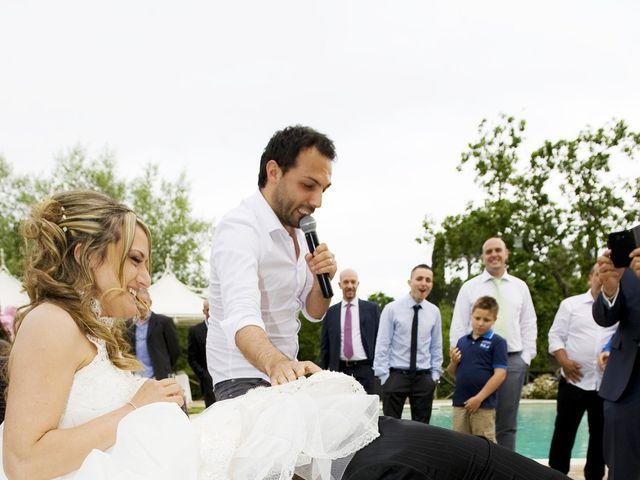 Il matrimonio di simone e marzia a Roma, Roma 8