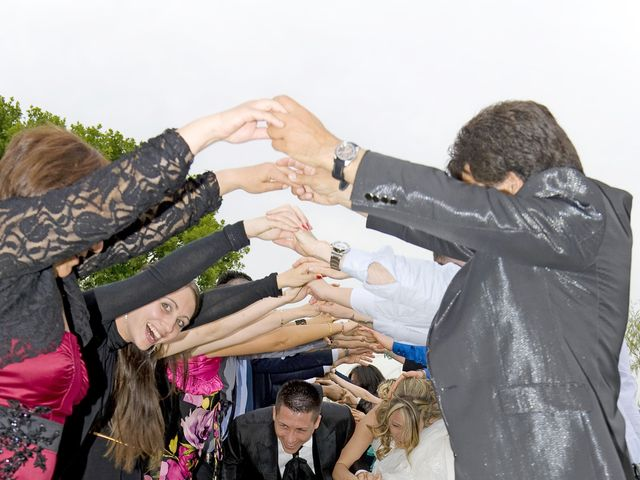 Il matrimonio di simone e marzia a Roma, Roma 11