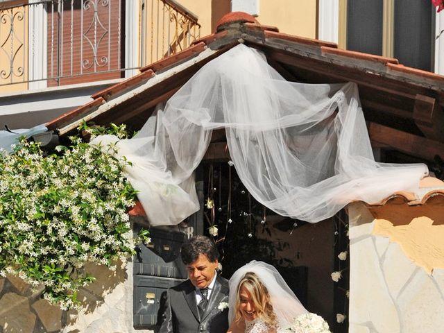 Il matrimonio di simone e marzia a Roma, Roma 26