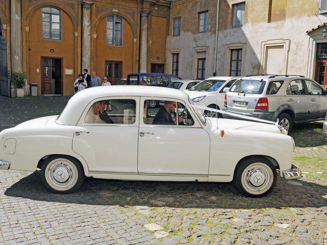 Il matrimonio di simone e marzia a Roma, Roma 29