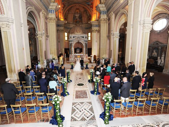 Il matrimonio di simone e marzia a Roma, Roma 30