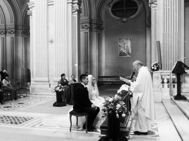 Il matrimonio di simone e marzia a Roma, Roma 31