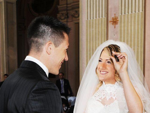 Il matrimonio di simone e marzia a Roma, Roma 33