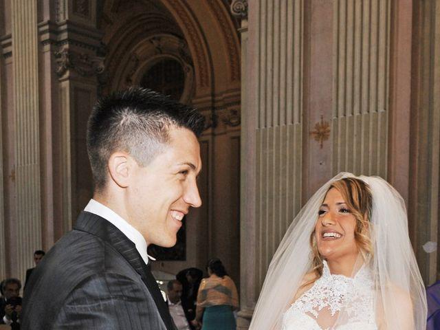 Il matrimonio di simone e marzia a Roma, Roma 34