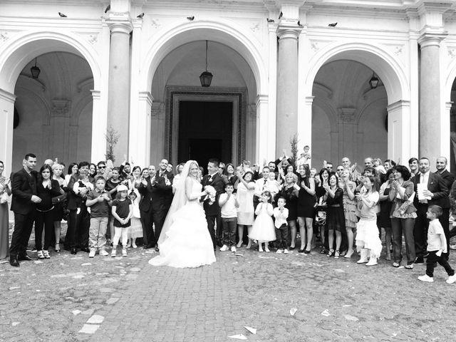 Il matrimonio di simone e marzia a Roma, Roma 39