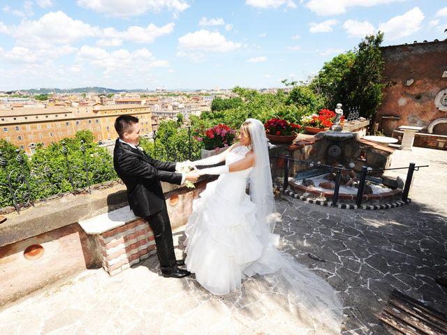Il matrimonio di simone e marzia a Roma, Roma 41