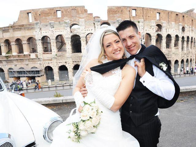 Il matrimonio di simone e marzia a Roma, Roma 44
