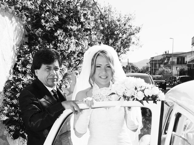 Il matrimonio di simone e marzia a Roma, Roma 54
