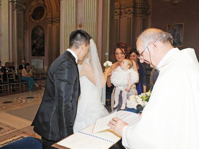 Il matrimonio di simone e marzia a Roma, Roma 56