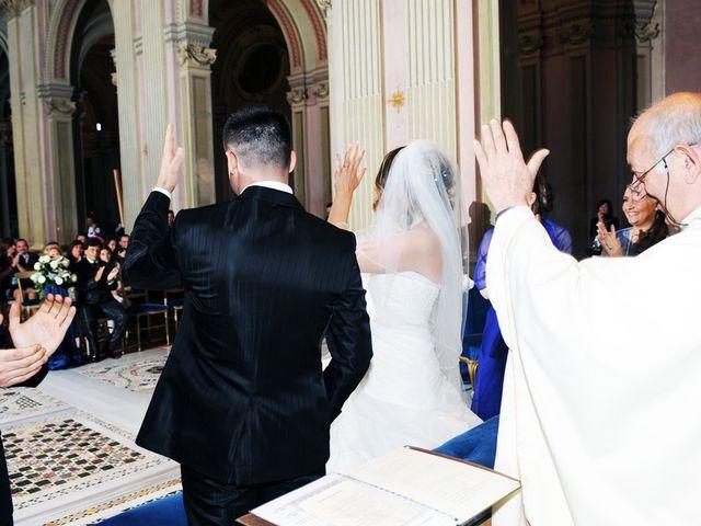 Il matrimonio di simone e marzia a Roma, Roma 57