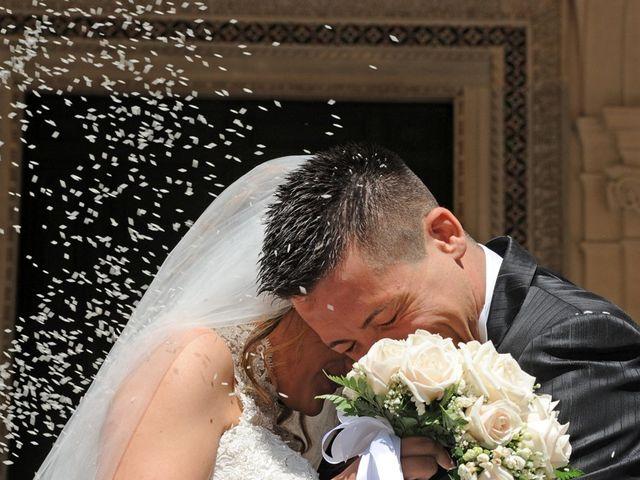 Il matrimonio di simone e marzia a Roma, Roma 59