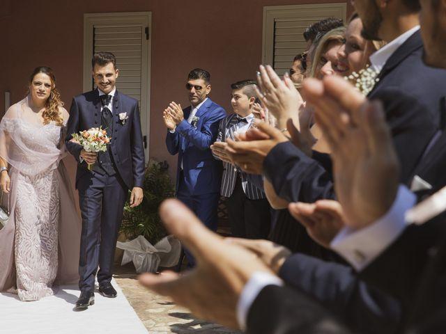 Il matrimonio di Vincenzo e Elisa a Castellammare del Golfo, Trapani 11