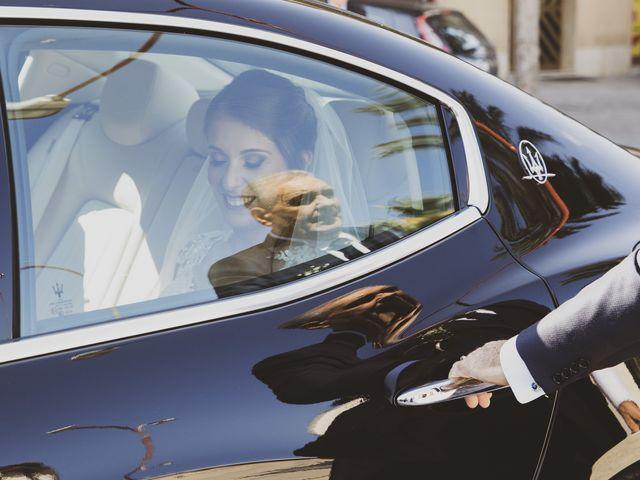 Il matrimonio di Vincenzo e Elisa a Castellammare del Golfo, Trapani 12