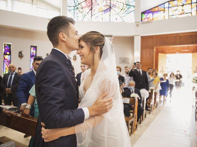 Il matrimonio di Vincenzo e Elisa a Castellammare del Golfo, Trapani 13