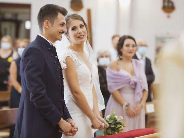 Il matrimonio di Vincenzo e Elisa a Castellammare del Golfo, Trapani 14
