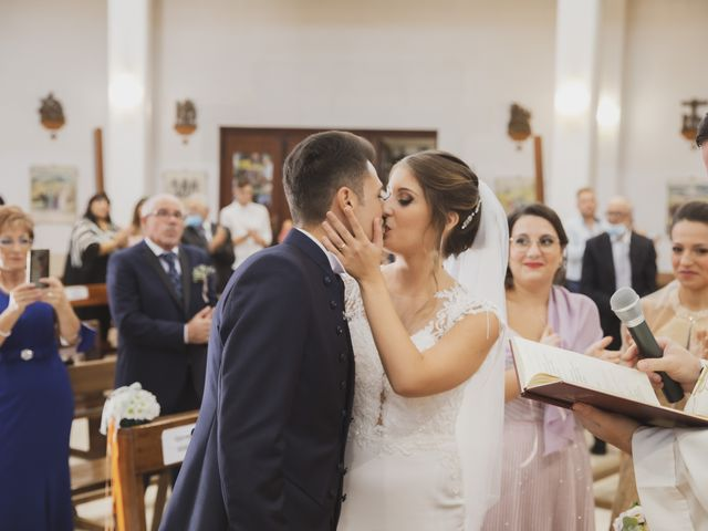 Il matrimonio di Vincenzo e Elisa a Castellammare del Golfo, Trapani 16