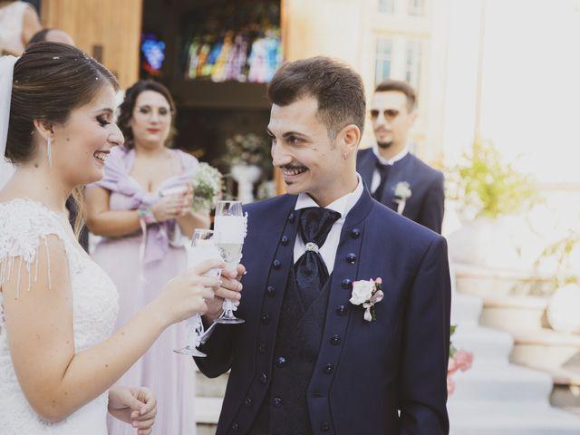 Il matrimonio di Vincenzo e Elisa a Castellammare del Golfo, Trapani 17