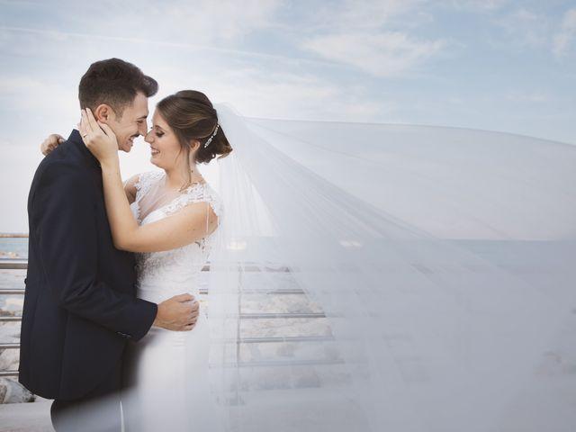 Il matrimonio di Vincenzo e Elisa a Castellammare del Golfo, Trapani 1