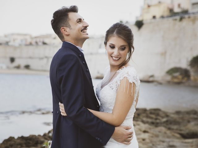 Il matrimonio di Vincenzo e Elisa a Castellammare del Golfo, Trapani 22