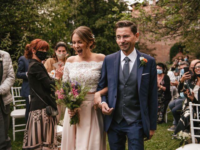 Il matrimonio di Federico e Tecla a Monza, Monza e Brianza 16