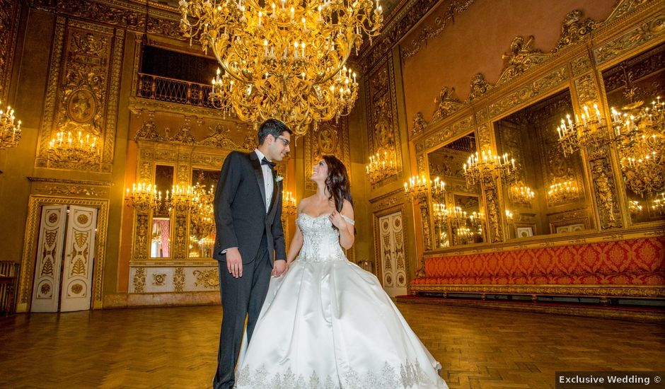 Il matrimonio di Shazan e Tia a Firenze, Firenze