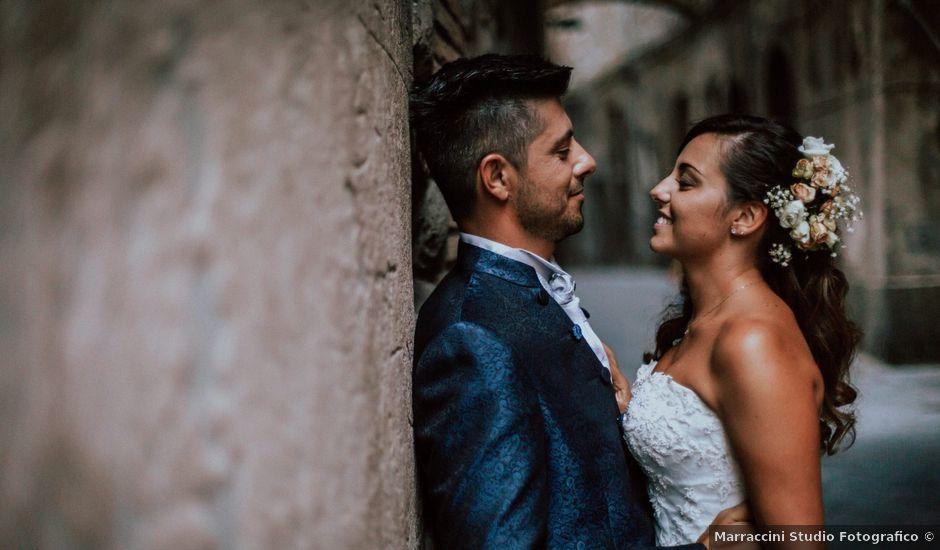 Il matrimonio di Mario e Chiara a Quarrata, Pistoia