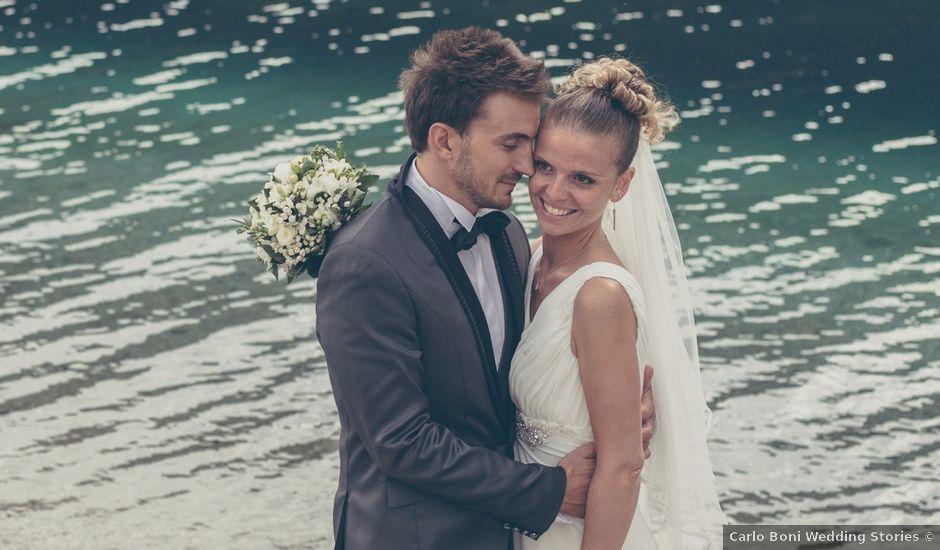 Il matrimonio di Giovanni e Erika a Storo, Trento