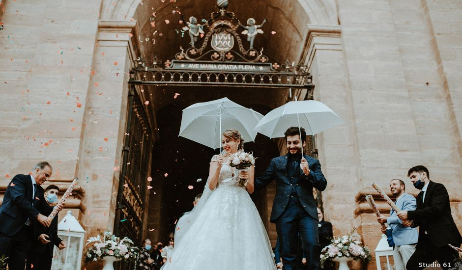 Il matrimonio di Isabella e Simone a Enna, Enna