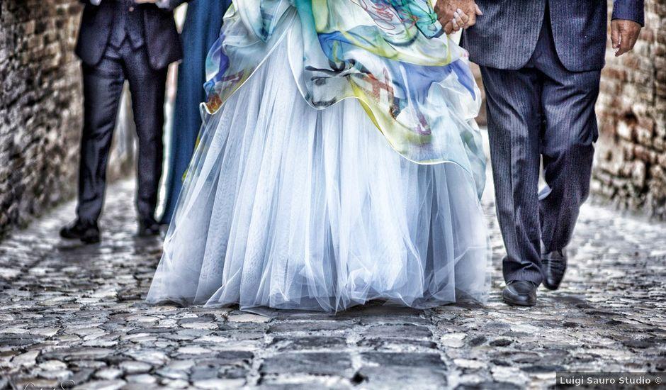 Il matrimonio di Davide e Francesca a Grottammare, Ascoli Piceno