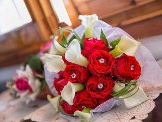 Le nozze di Rosaria e Tiziano 1