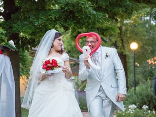 Le nozze di Rosaria e Tiziano