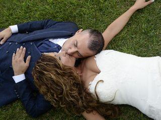 Le nozze di Rosy e Ivan