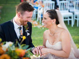 Le nozze di Morena e Matthew