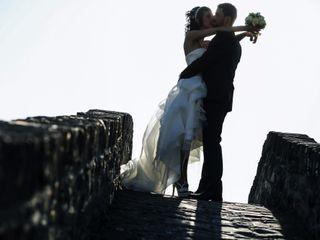 Le nozze di GianMarco e Michela