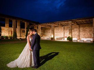 Le nozze di Eileen e Antonio