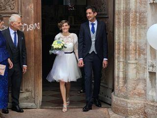 Le nozze di Diana e Cristobal