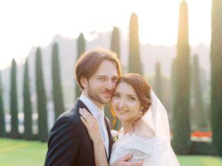 Le nozze di Freda e Stefano