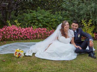 Le nozze di Arianna e Davide