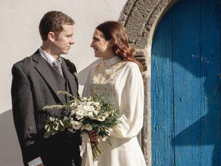 Le nozze di Kristie e David