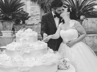 Le nozze di Maria Cristina e Massimo
