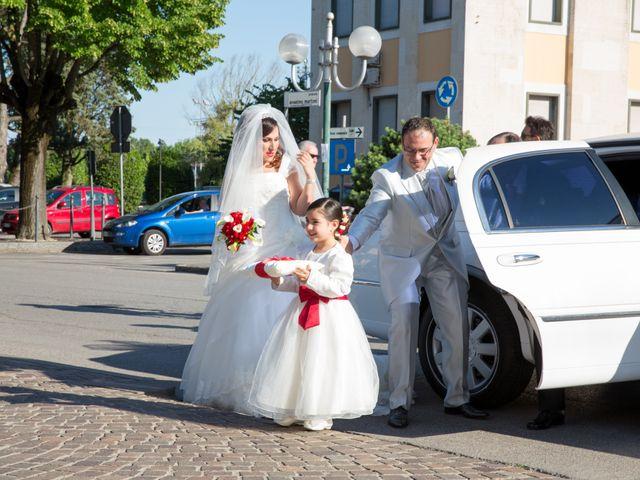 Il matrimonio di Tiziano e Rosaria a San Lazzaro di Savena, Bologna 15