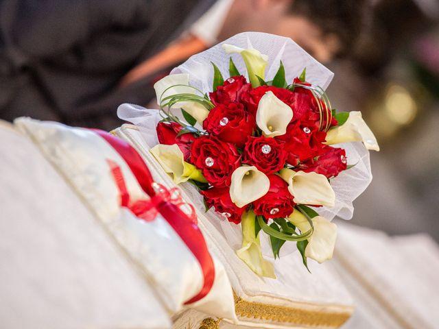 Il matrimonio di Tiziano e Rosaria a San Lazzaro di Savena, Bologna 17