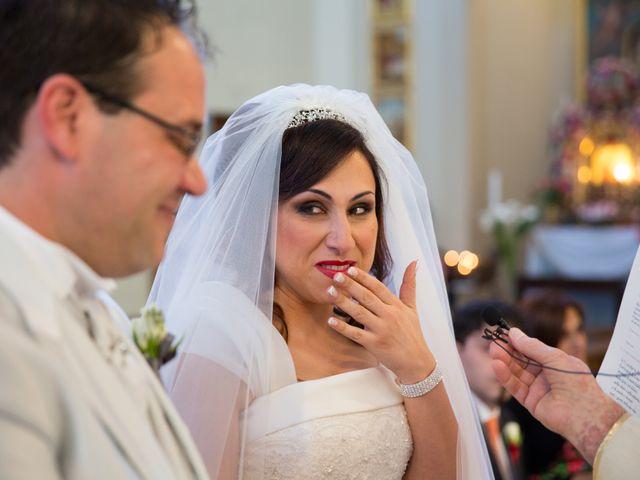 Il matrimonio di Tiziano e Rosaria a San Lazzaro di Savena, Bologna 23