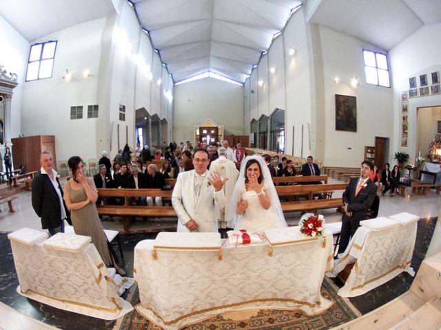 Il matrimonio di Tiziano e Rosaria a San Lazzaro di Savena, Bologna 25