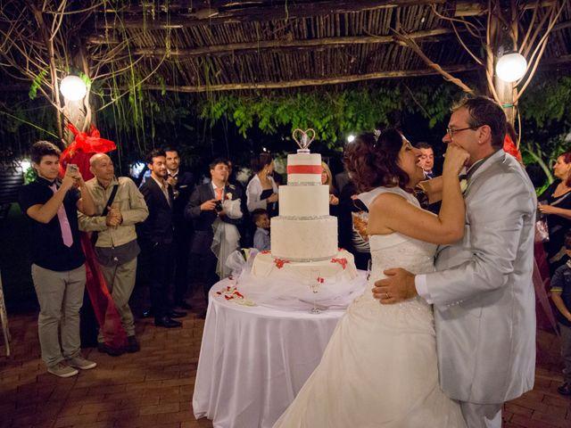Il matrimonio di Tiziano e Rosaria a San Lazzaro di Savena, Bologna 43