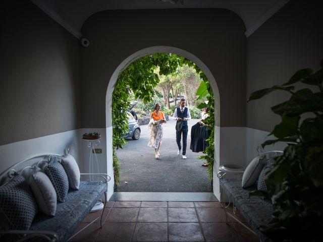 Il matrimonio di Matthew e Morena a Aci Castello, Catania 3