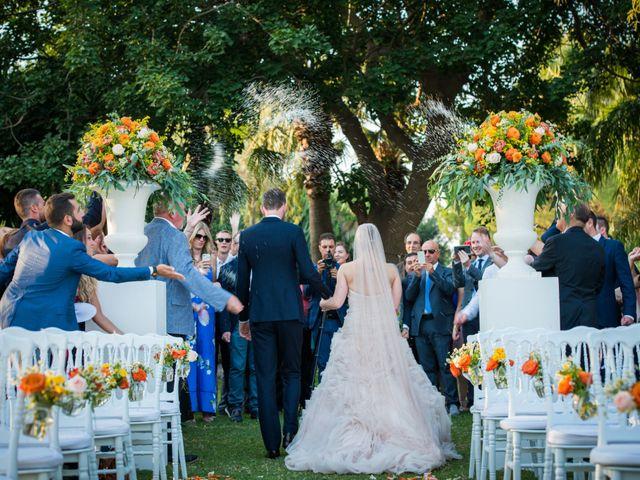 Il matrimonio di Matthew e Morena a Aci Castello, Catania 19