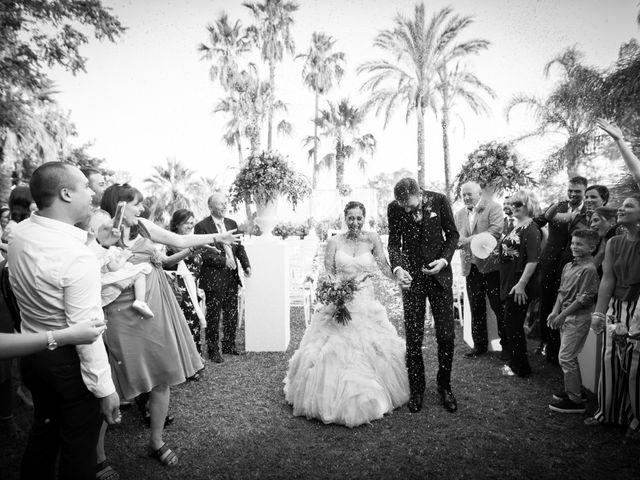 Il matrimonio di Matthew e Morena a Aci Castello, Catania 20