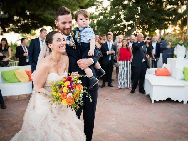 Il matrimonio di Matthew e Morena a Aci Castello, Catania 21