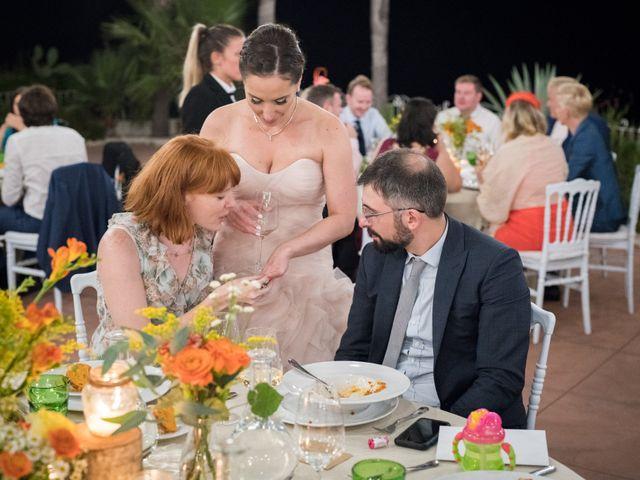 Il matrimonio di Matthew e Morena a Aci Castello, Catania 29